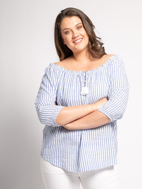 Blusenshirt (große Größe)