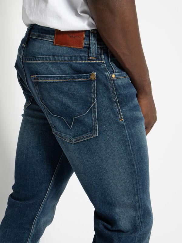 Regular Fit Cash Jeans