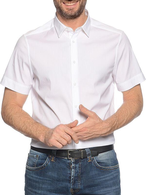 Kurzarmhemd Slim Fit