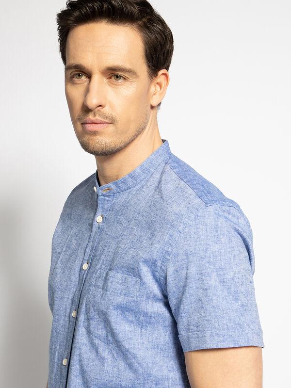 Short Sleeve Shirt Modern Fit