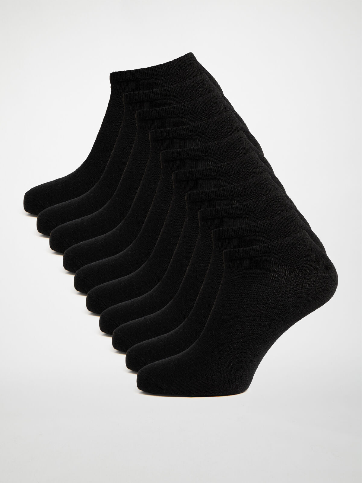 Sneakersocken 10er Set