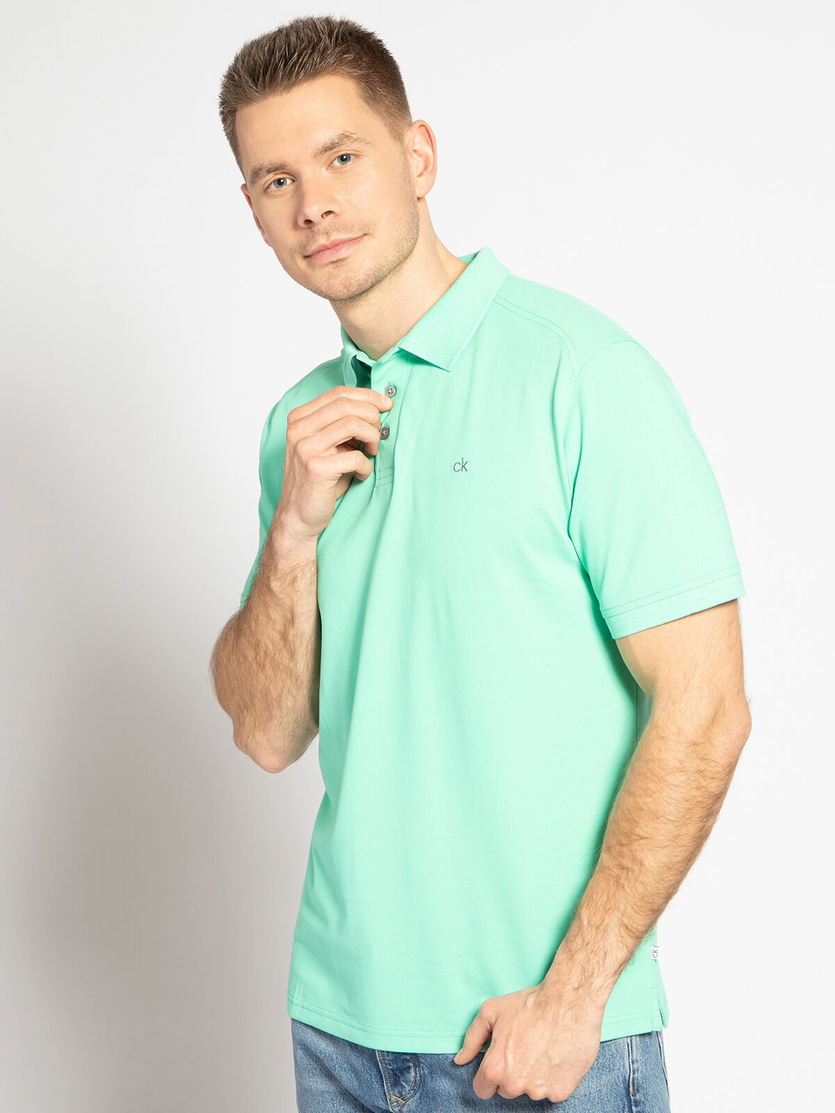 Regular-Fit Polo Shirt
