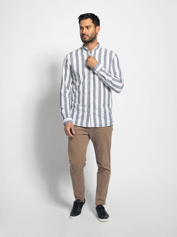 Summer Stripe Shirt
