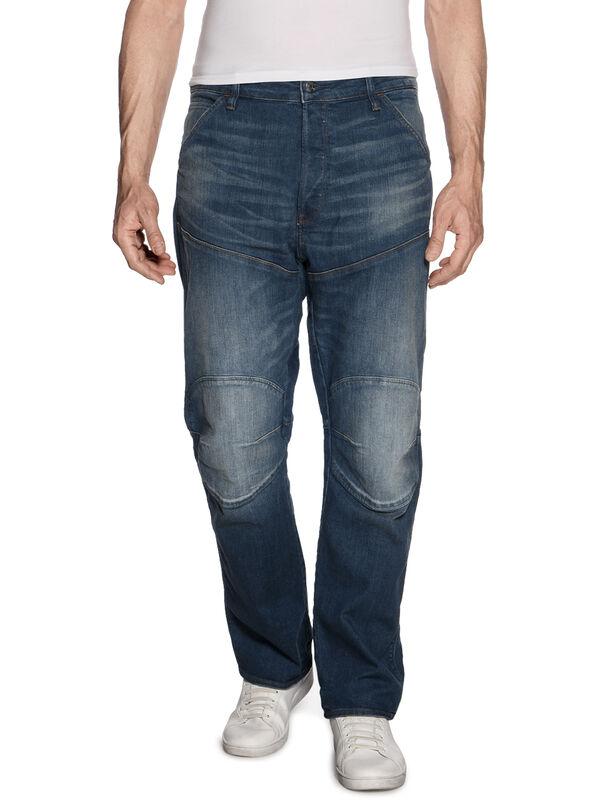 5620 Deconstructed 3D Jeans