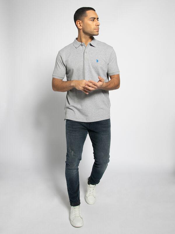 Poloshirt Custom Fit