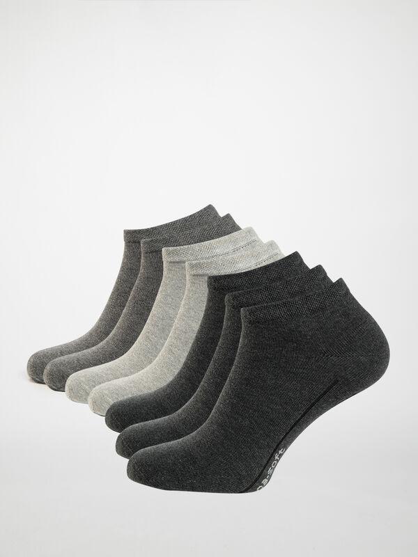 Socken 7er Set