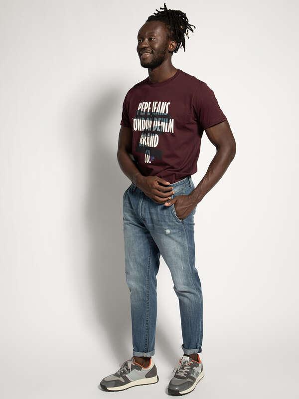 Callen Crop Chino Jeans
