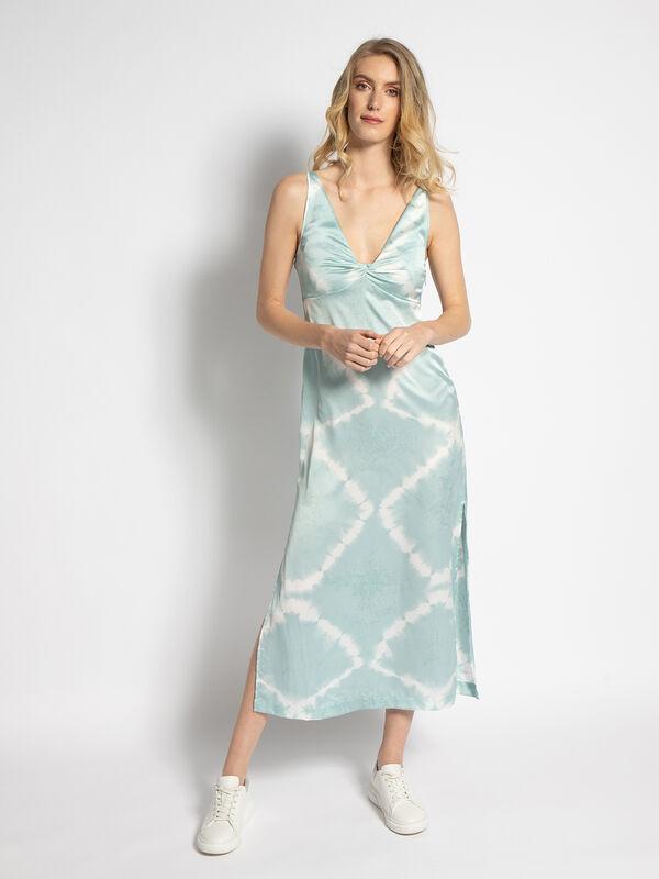 Pepe Jeans Kleid Claudia Hellblau Dress For Less