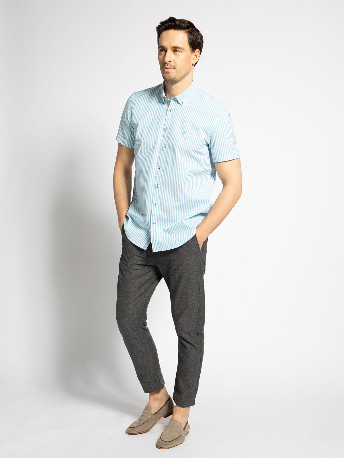 Kurzarmhemd Modern Fit