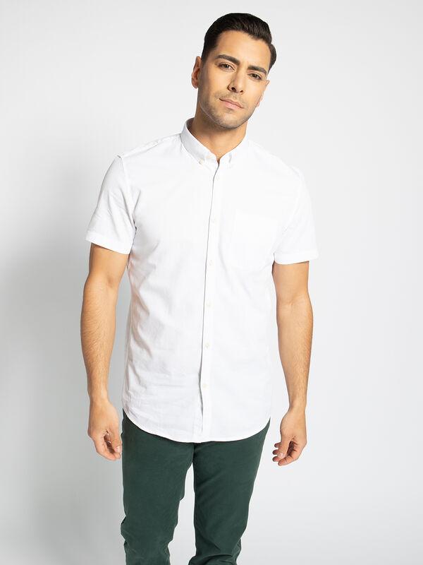 Kurzarmhemd Custom Fit