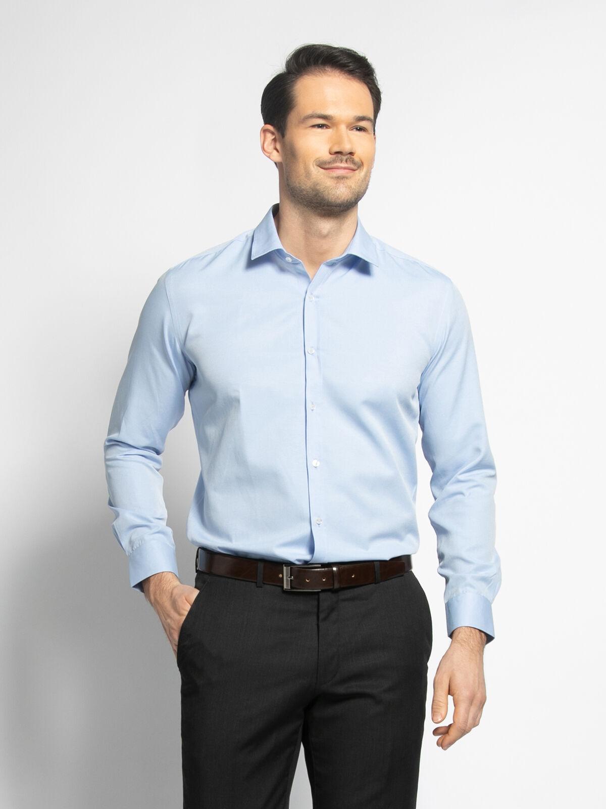 Regular Fit Business Shirt
