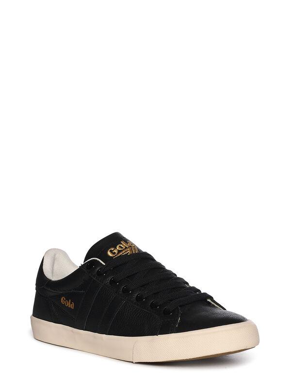 Ledersneaker